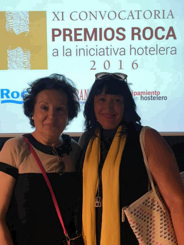 XI convocatoria de la entrega de#PremiosRocaa la iniciativa hotelera 2016