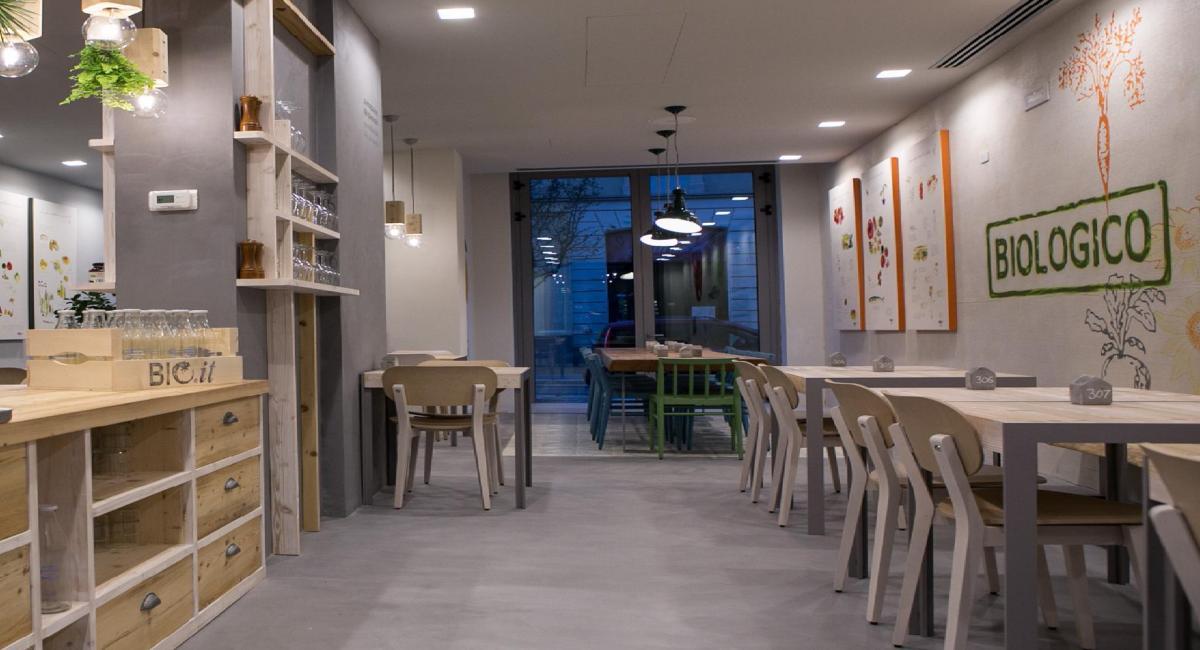 Restaurante en Milán